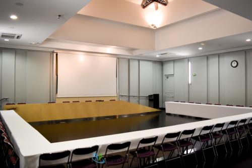 vue Salle de séminaire ou de conférence CEDIAS