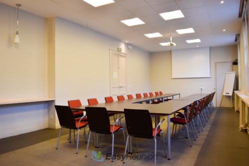 location Salle Rouge de l'espace Cedias pour événements professionnels